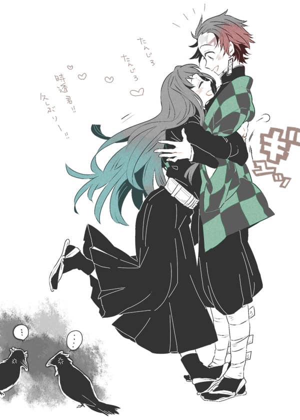 Tanjirou bất ngờ bị ghép đôi với tất cả nhân vật Kimetsu no Yaiba, thuyền nào sẽ được đẩy nhiều nhất? - Ảnh 3.