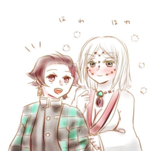 Tanjirou bất ngờ bị ghép đôi với tất cả nhân vật Kimetsu no Yaiba, thuyền nào sẽ được đẩy nhiều nhất? - Ảnh 8.