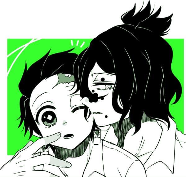 Tanjirou bất ngờ bị ghép đôi với tất cả nhân vật Kimetsu no Yaiba, thuyền nào sẽ được đẩy nhiều nhất? - Ảnh 19.