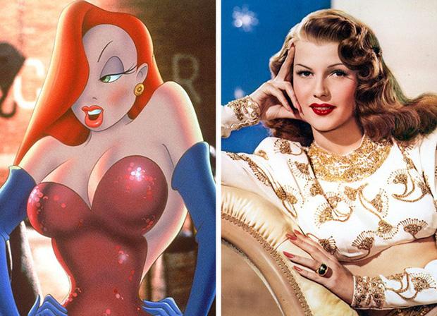 Phát sốt trước 10 phiên bản đời thực của các nhân vật hoạt hình Disney kinh điển - Ảnh 3.