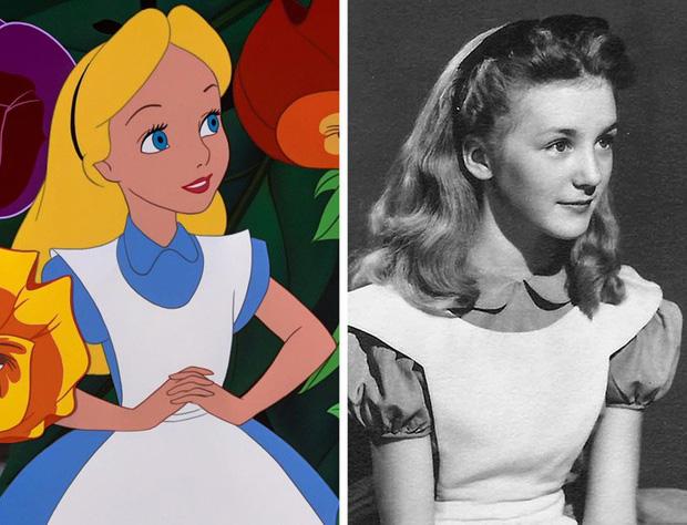 Phát sốt trước 10 phiên bản đời thực của các nhân vật hoạt hình Disney kinh điển - Ảnh 10.