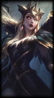 LMHT: Loạt trang phục Tiên Hắc Ám đẹp ma mị được hé lộ - Zyra có skin Hàng Hiệu, Morgana khiến bao con tim chết lặng - Ảnh 2.