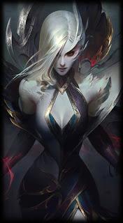 LMHT: Loạt trang phục Tiên Hắc Ám đẹp ma mị được hé lộ - Zyra có skin Hàng Hiệu, Morgana khiến bao con tim chết lặng - Ảnh 17.