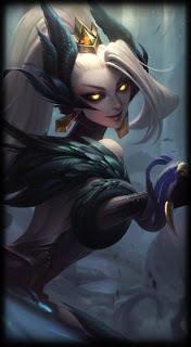 LMHT: Loạt trang phục Tiên Hắc Ám đẹp ma mị được hé lộ - Zyra có skin Hàng Hiệu, Morgana khiến bao con tim chết lặng - Ảnh 31.