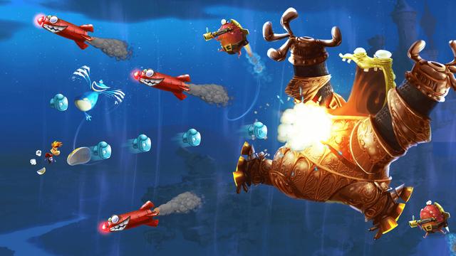 Nhanh tay lên, chỉ 1 click, nhận miễn phí vĩnh viễn game đỉnh Rayman Legends - Ảnh 2.