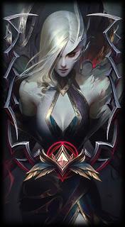 LMHT: Loạt trang phục Tiên Hắc Ám đẹp ma mị được hé lộ - Zyra có skin Hàng Hiệu, Morgana khiến bao con tim chết lặng - Ảnh 18.