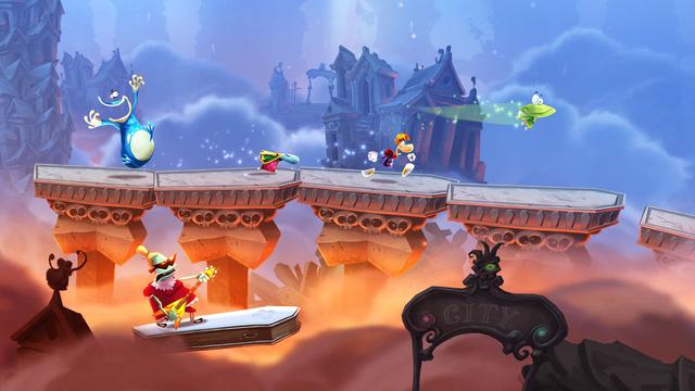 Nhanh tay lên, chỉ 1 click, nhận miễn phí vĩnh viễn game đỉnh Rayman Legends - Ảnh 3.
