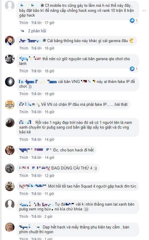 Đây là phản ứng game thủ khi biết các biện pháp chống hack của Call of Duty Mobile phiên bản Việt Nam - Ảnh 6.