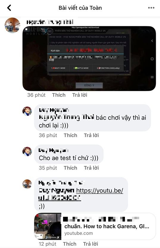 Thứ mà game thủ lo sợ và ám ảnh nhất xuất hiện ngay trước thềm Alpha Test Call of Duty Mobile Việt Nam - Ảnh 2.
