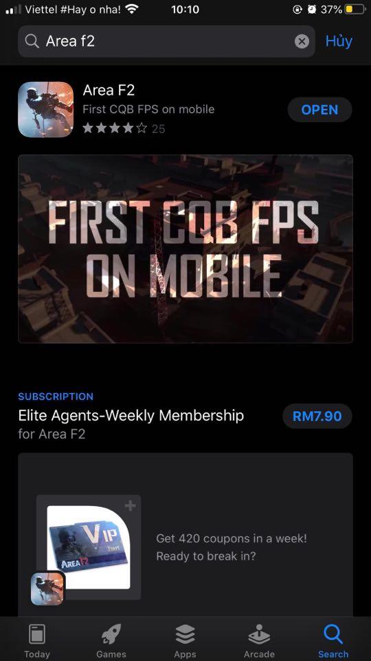 Hướng dẫn tải Area F2, siêu phẩm FPS được mệnh danh Tom Clancy's Rainbow Six Siege Mobile - Ảnh 2.
