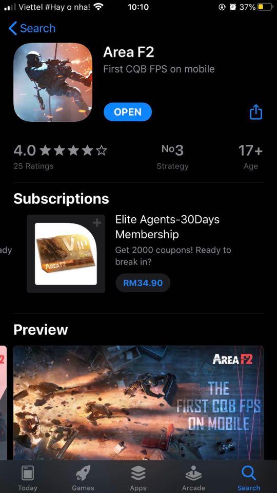 Hướng dẫn tải Area F2, siêu phẩm FPS được mệnh danh Tom Clancy's Rainbow Six Siege Mobile - Ảnh 3.