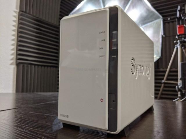 NAS Synology DS220j, cái tên sẽ khiến ổ cứng di động trở nên lỗi thời - Ảnh 3.