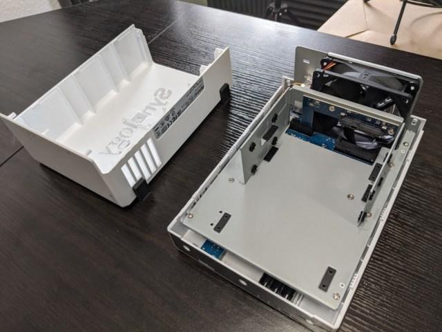 NAS Synology DS220j, cái tên sẽ khiến ổ cứng di động trở nên lỗi thời - Ảnh 6.
