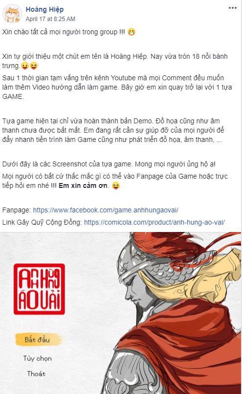 Đã đến thời điểm, Developer Việt cần phải được hỗ trợ truyền thông và ủng hộ nhiều hơn nữa bởi chính game thủ nước nhà - Ảnh 8.