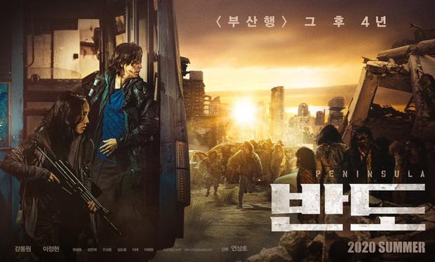 Train to Busan 2 tung trailer gay cấn đến nghẹt thở, đàn zombie đã quay trở lại và nguy hiểm gấp bội - Ảnh 8.