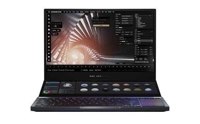 ASUS bất ngờ tung ra mẫu laptop gaming Zephyrus Duo 15: CPU Core i9, 32GB RAM, hai màn hình như trong phim viễn tưởng - Ảnh 2.