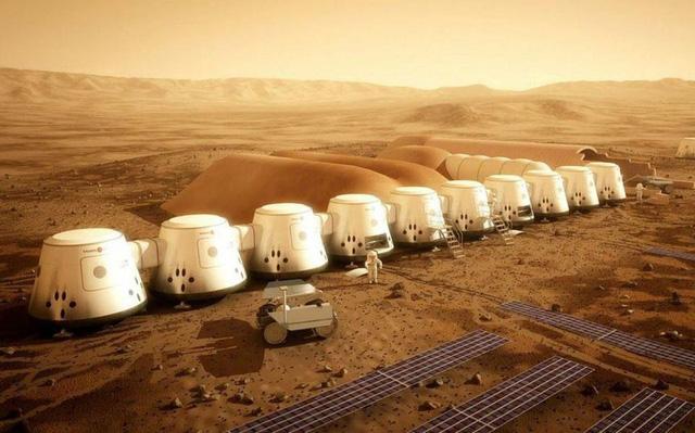 Đây là cách con người có thể xây dựng sự sống từ con số không trên Sao Hỏa - Ảnh 1.
