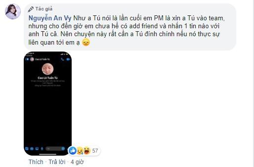 Vừa sang làm streamer, cựu hotgirl FAP TV - An Vy đã dính lùm xùm, nghi vấn bị quản lý SBTC ẩn ý chỉ trích - Ảnh 9.