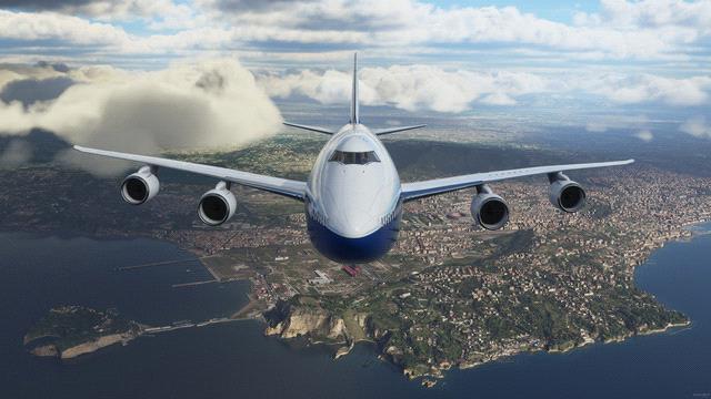 Bất ngờ trước yêu cầu cấu hình tựa game nặng 2 triệu GB Flight Simulator 2020, PC tầm trung đã có thể chiến mượt - Ảnh 1.