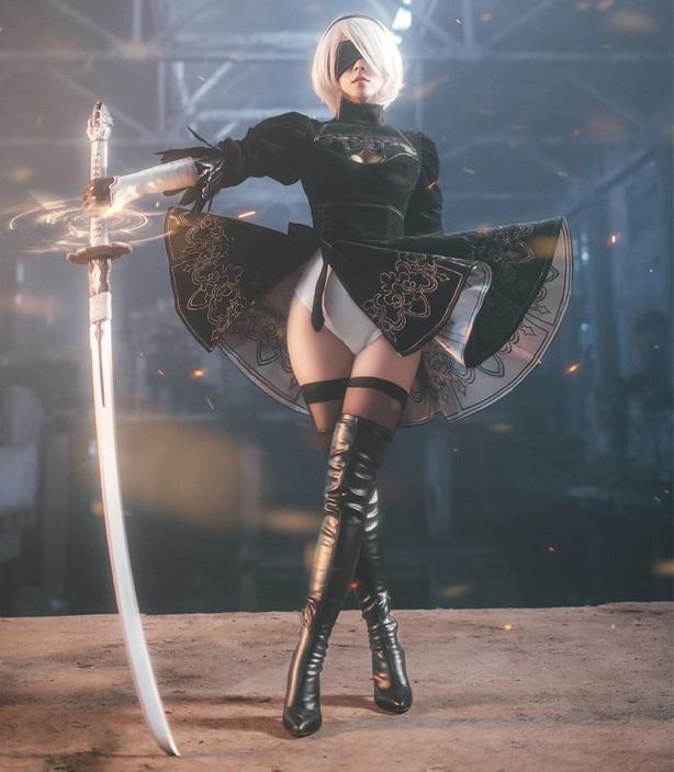 15 nữ nhân vật game được cosplay nhiều nhất mọi thời đại (P1) - Ảnh 6.