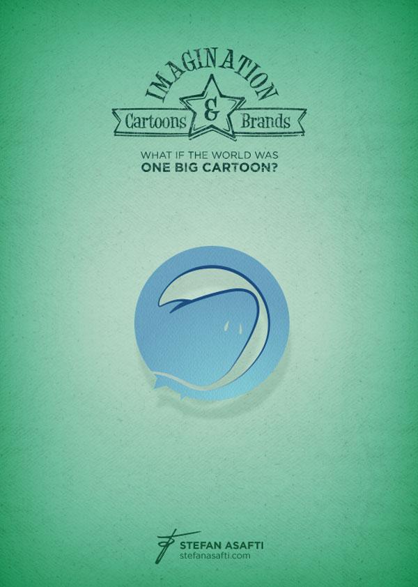 Ngỡ ngàng khi thấy dàn nhân vật hoạt hình nổi tiếng trở thành đại sứ thương hiệu đình đám - Ảnh 12.