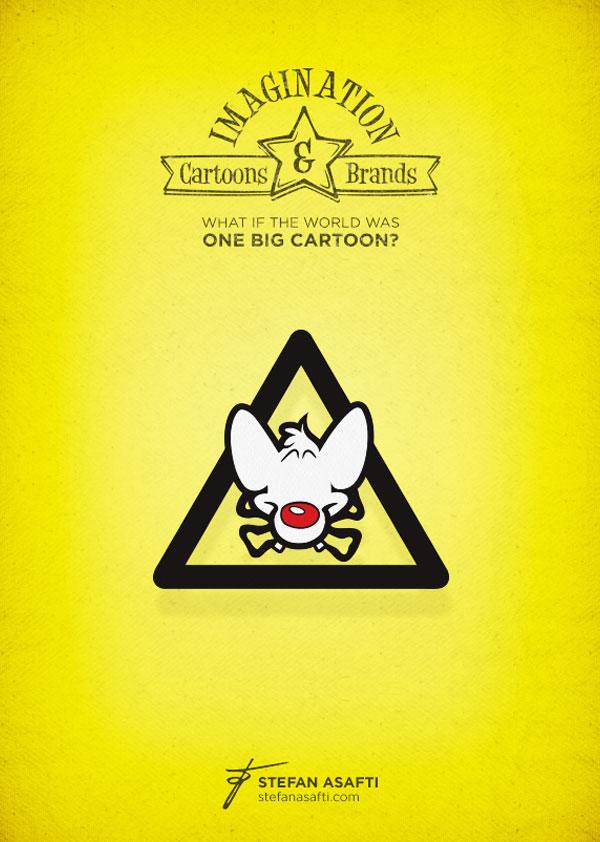 Ngỡ ngàng khi thấy dàn nhân vật hoạt hình nổi tiếng trở thành đại sứ thương hiệu đình đám - Ảnh 4.