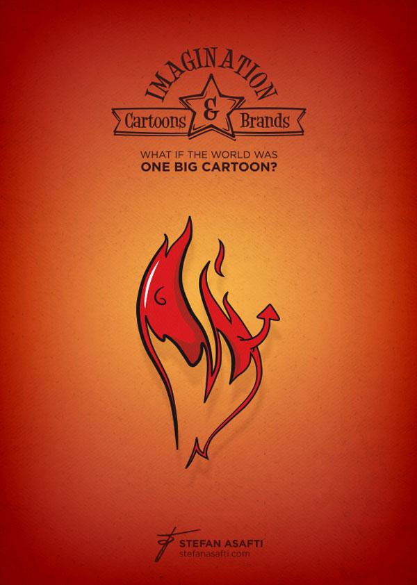 Ngỡ ngàng khi thấy dàn nhân vật hoạt hình nổi tiếng trở thành đại sứ thương hiệu đình đám - Ảnh 6.