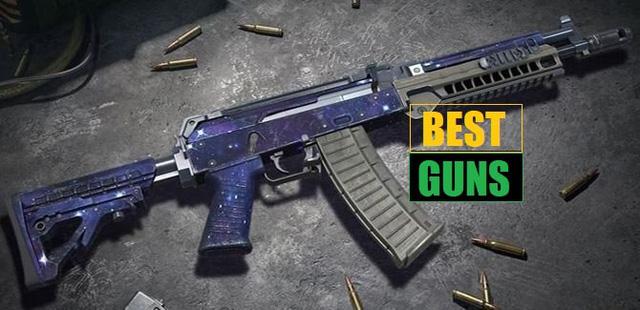 """Với năm loại súng này, game thủ sẽ không """"ngán"""" bất kỳ ai, thậm chí """"đấm phát"""" đi luôn trong Call of Duty: Mobile VN - Ảnh 1."""