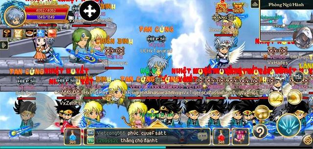 Đã bao lâu rồi bạn mới được chơi tựa game online chật kín màn hình như thế này? - Ảnh 4.
