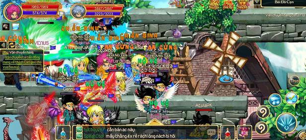 Đã bao lâu rồi bạn mới được chơi tựa game online chật kín màn hình như thế này? - Ảnh 3.