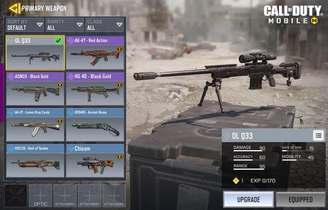 """Với năm loại súng này, game thủ sẽ không """"ngán"""" bất kỳ ai, thậm chí """"đấm phát"""" đi luôn trong Call of Duty: Mobile VN - Ảnh 4."""