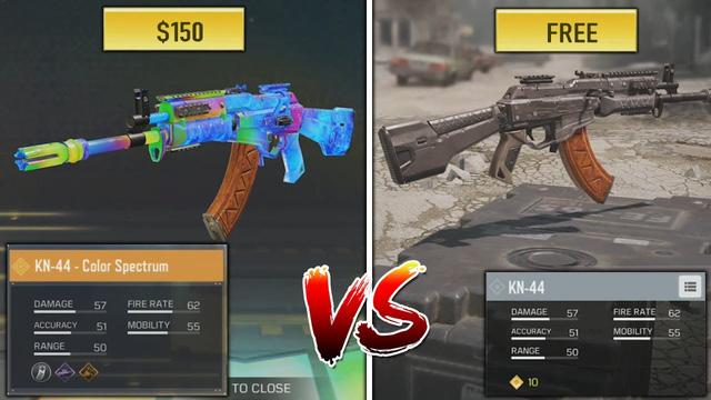 """Với năm loại súng này, game thủ sẽ không """"ngán"""" bất kỳ ai, thậm chí """"đấm phát"""" đi luôn trong Call of Duty: Mobile VN - Ảnh 6."""