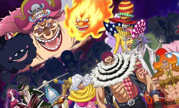 Soi One Piece 978: Đám con Big Mom đã tới đảo Quỷ, Kanjuro bị chặn trên đường về báo tin cho Kaido - Ảnh 4.