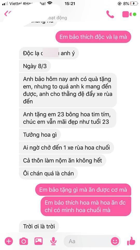 Tặng bô trẻ em cho bạn gái ngày sinh nhật, anh chàng bị chia tay ngay tắp lự, cộng đồng mạng nghe xong câu chuyện cũng chỉ biết cười Kể cũng khổ - Ảnh 4.