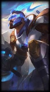 Loạt trang phục Vũ Khí Tối Thượng 2020 lộ diện: Lucian còn có skin đôi với Thresh nhiều hơn cả với vợ mình - Ảnh 41.