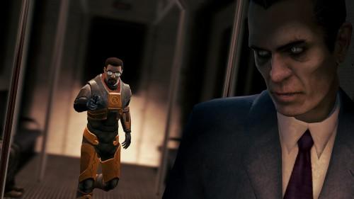 Giả thuyết Half-Life: Người đàn ông bí ẩn G-man chính là Gordon Freeman? - Ảnh 7.