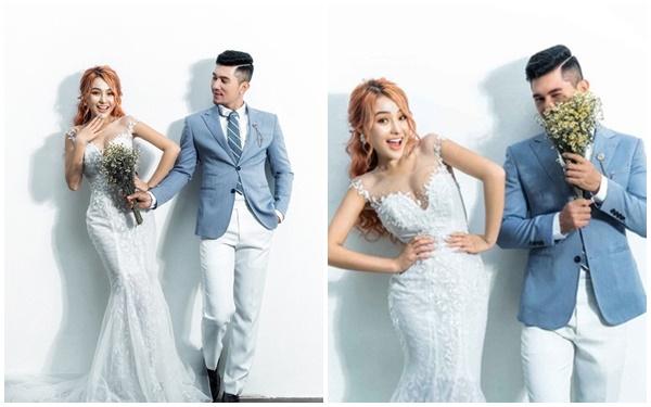 Lương Bằng Quang tung ảnh cưới cùng Ngân 98, cư dân mạng đặt dấu hỏi ''Cưới thật hay lại là chiêu trò gì mới''