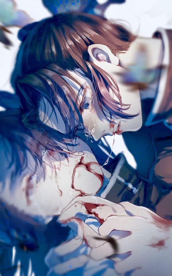 Bỗng dưng muốn khóc khi chiêm ngưỡng loạt fan art đầy cảm xúc về các nhân vật Kimetsu no Yaiba - Ảnh 9.
