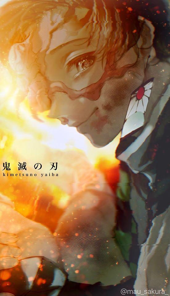Bỗng dưng muốn khóc khi chiêm ngưỡng loạt fan art đầy cảm xúc về các nhân vật Kimetsu no Yaiba - Ảnh 10.