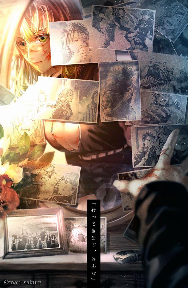 Bỗng dưng muốn khóc khi chiêm ngưỡng loạt fan art đầy cảm xúc về các nhân vật Kimetsu no Yaiba - Ảnh 15.