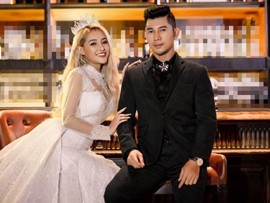 Lương Bằng Quang tung ảnh cưới cùng Ngân 98, cư dân mạng đặt dấu hỏi Cưới thật hay lại là chiêu trò gì mới - Ảnh 5.