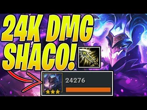 Đấu Trường Chân Lý: Riot quyết tâm triệt tiêu lối chơi Shaco 3 sao gank tem ở cập nhật mới nhất - Ảnh 1.