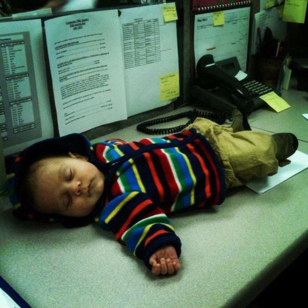 Bị cách ly lâu quá, đến cả lũ trẻ con cũng chán đời lăn ra ngủ như thế này đây - Ảnh 16.