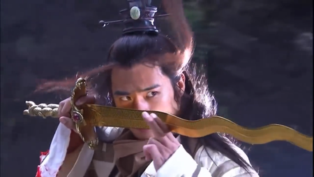 Kiếm hiệp Kim Dung: Những cao thủ dùng kiếm giỏi nhất võ lâm được giang hồ kính nể - Ảnh 6.