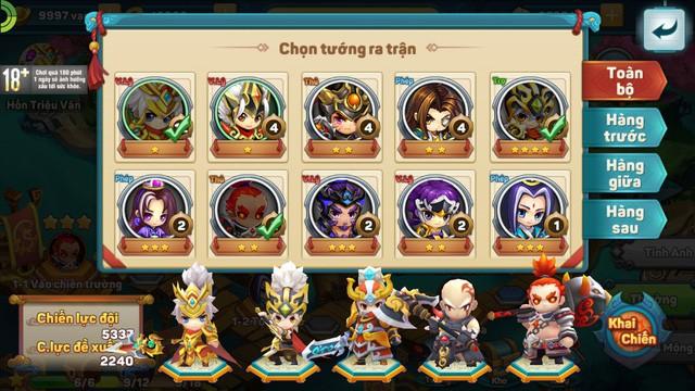 5 tính năng cực hay của game chiến thuật quốc tế Three Kingdoms: The New War, tiết lộ độc quyền cho game thủ Việt - Ảnh 2.