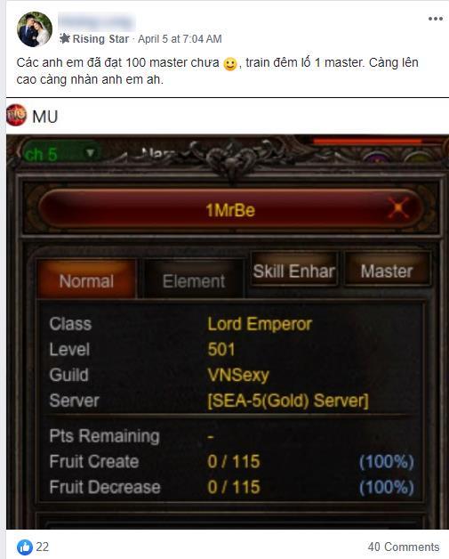 MU PlayPark bất ngờ chặn IP Việt Nam, cộng đồng game thủ bức xúc tố NPH lừa tiền nạp - Ảnh 4.