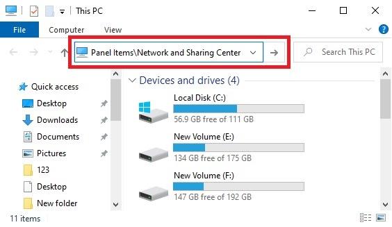 Hướng dẫn kiểm tra tốc độ card mạng của PC trên Windows 10 - Ảnh 1.