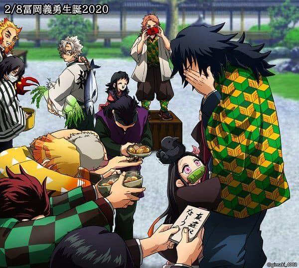 Giải khuây những ngày dài ở nhà trốn dịch với loạt ảnh tấu hài của các nhân vật Kimetsu no Yaiba - Ảnh 5.
