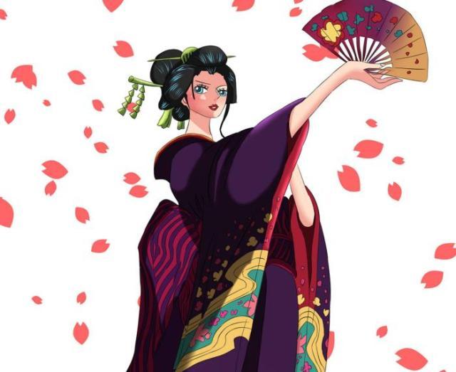 One Piece: Robin hay Komurasaki, ai mới là đệ nhất mỹ nhân đang có mặt tại Wano quốc? - Ảnh 7.