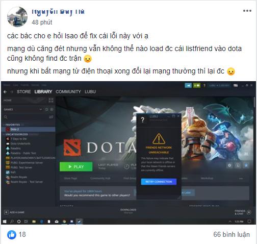 """Steam cùng PS4 Store bị """"bóp băng thông"""", game thủ Việt Nam điêu đứng - Ảnh 7."""